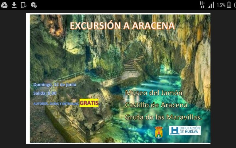 excursion a Aracena